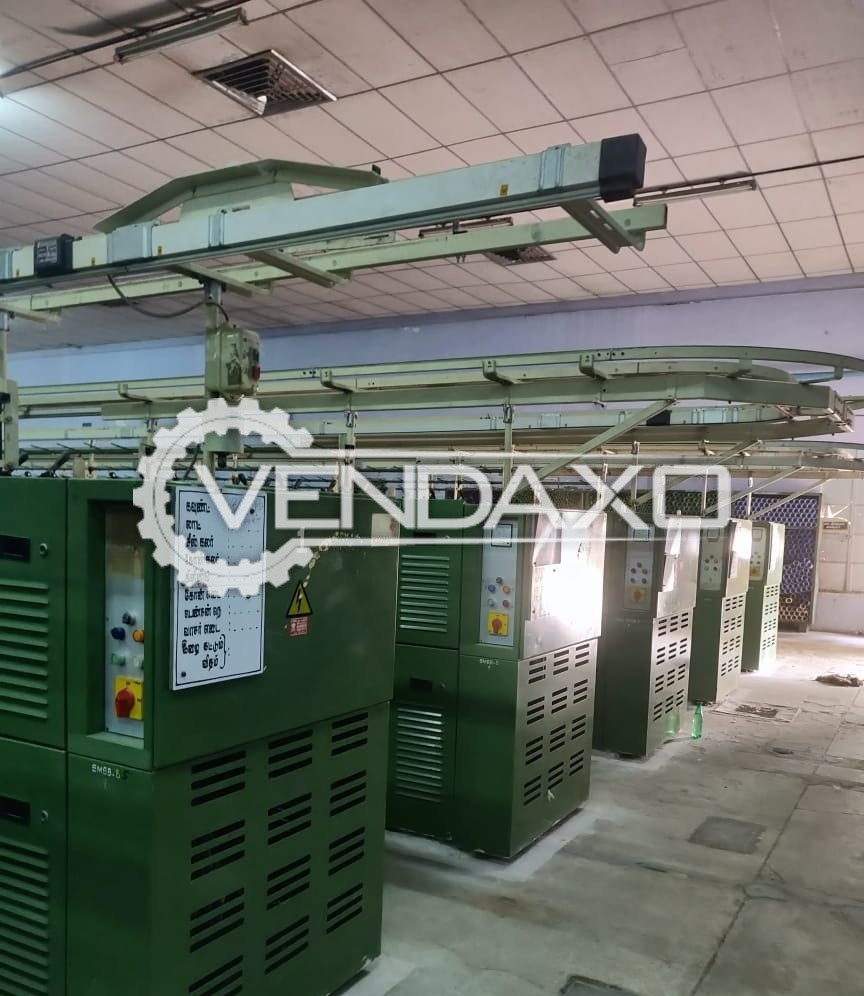 Available For Sale TFO VJ 150HS - 192 Spindles With OHTC