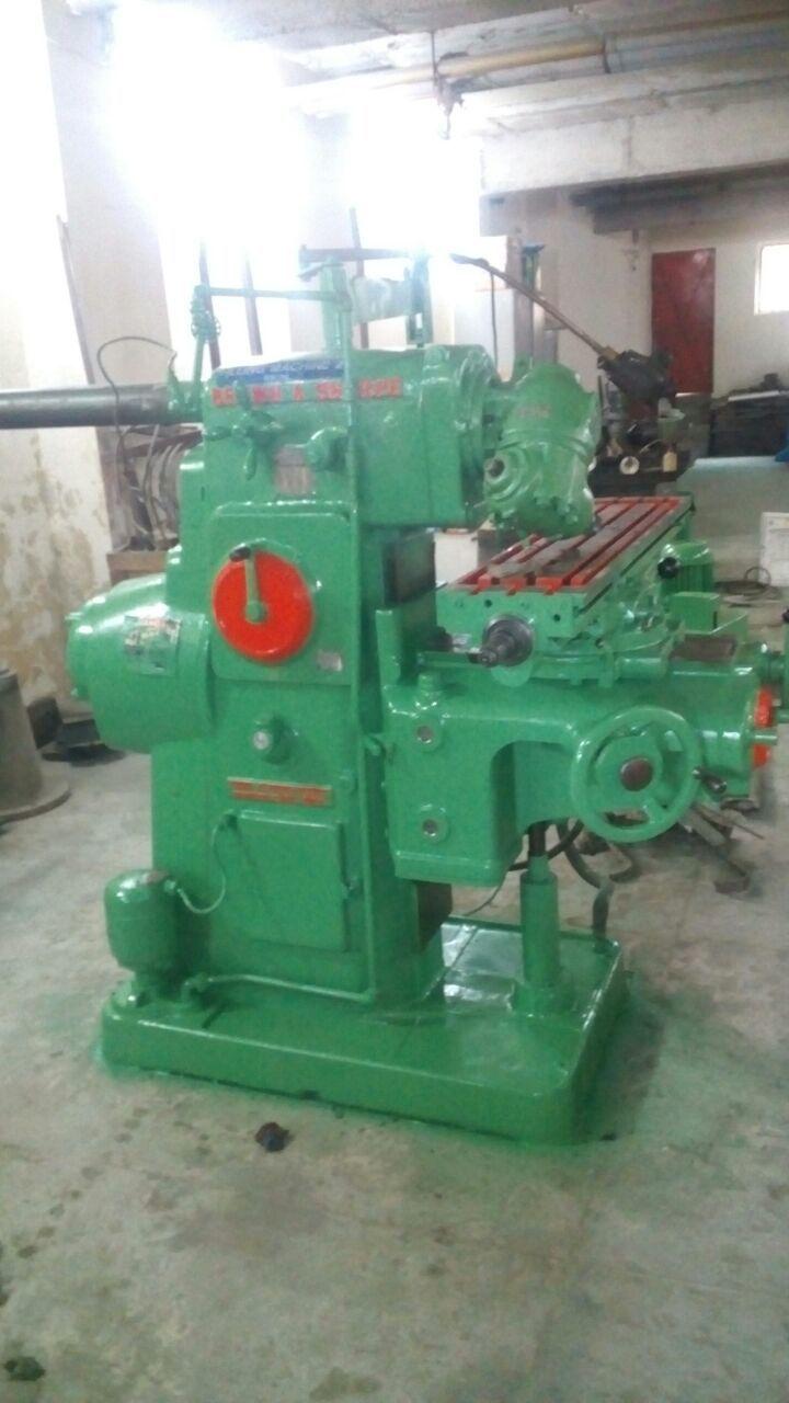 Used brown   sharp milling machine   1