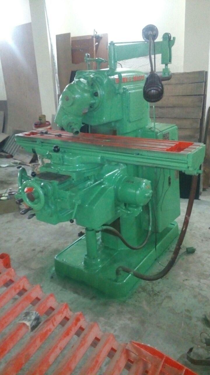 Used brown   sharp milling machine 2