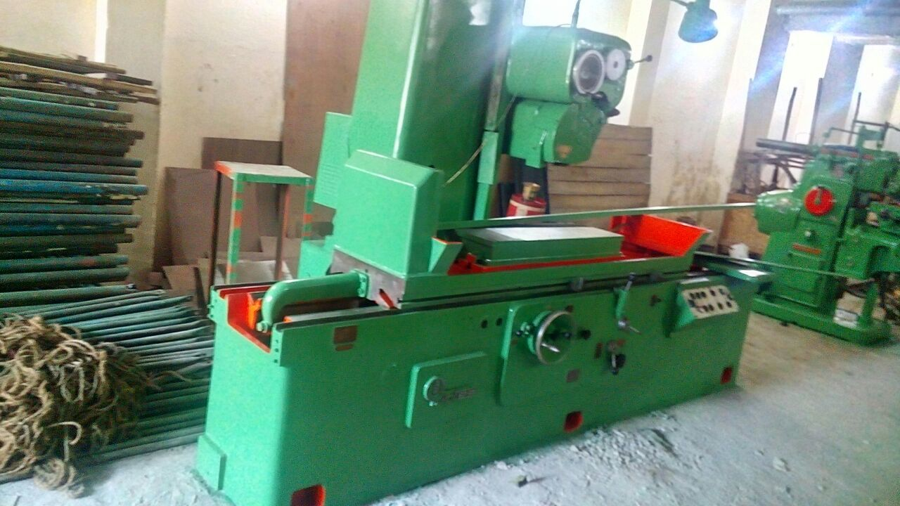 Used surface grinder 2
