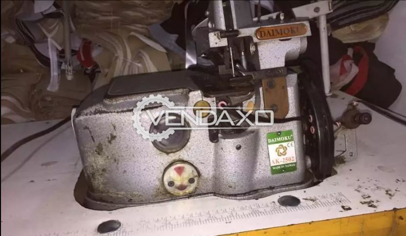 DAIMOKU Industrial Carpet Overedging Binding Sewing Machine