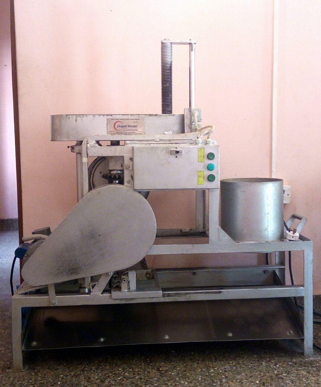 Automatic Chapati Making With Automatic Ball of Dough Making Machine