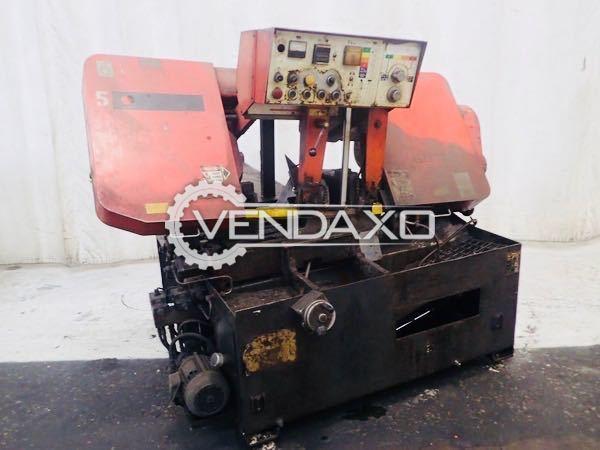 Amada HA-400  Horizontal Cutting Machine - 400 mm