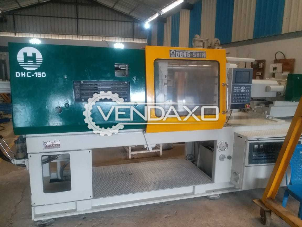 DONGSHIN DHC-150 Injection Moulding Machine - 150 Ton
