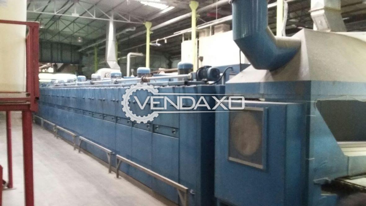 Available For Sale Stentex Stenter Wider Machine