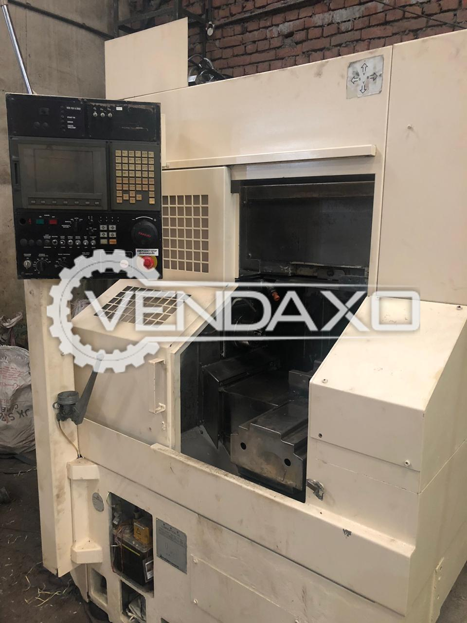 Available For Sale 5 Set of Wasino G05 CNC Linear Machine