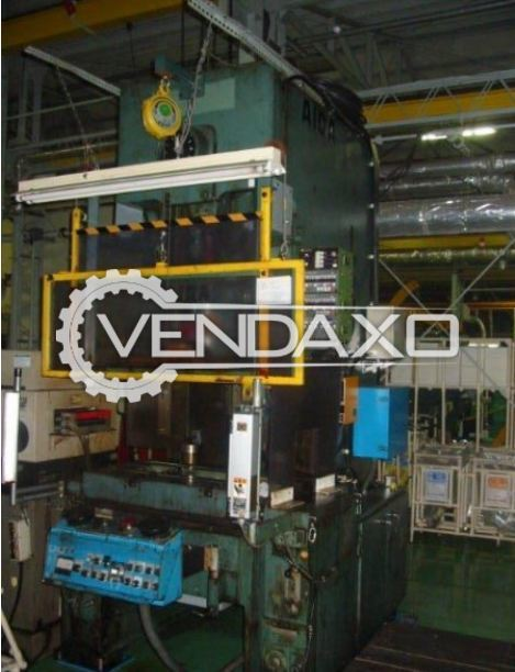 AIDA CI-8(2) Mechanical Press Machine - 80 Ton