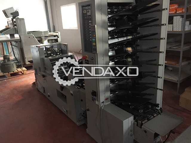 Horizon MC-80A Gatherer / Collator Printing Machine
