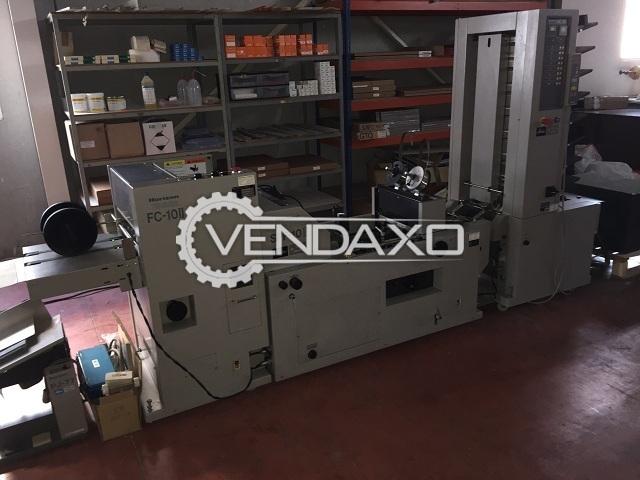 Horizon FC-10 Printing Machine