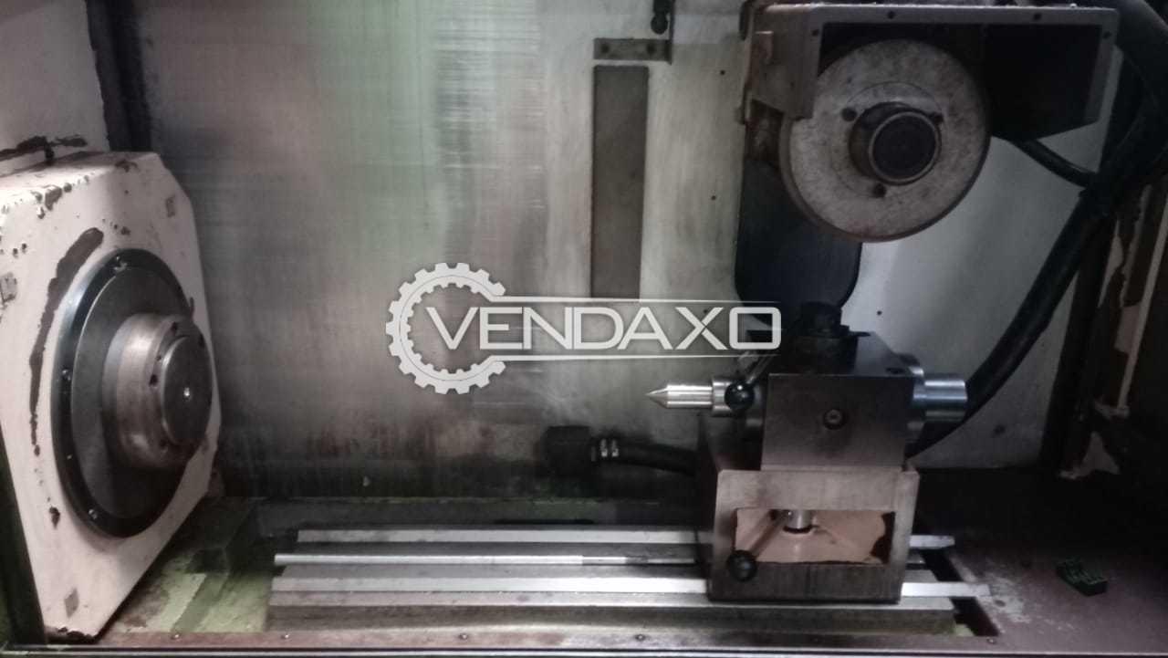 Kapp WS 505 GT CNC Crusher Roll Grinder Machine