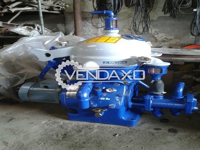 ALFA LAVAL MAB-104-B 24 Oil Separator - 1500 Liter Per Hour