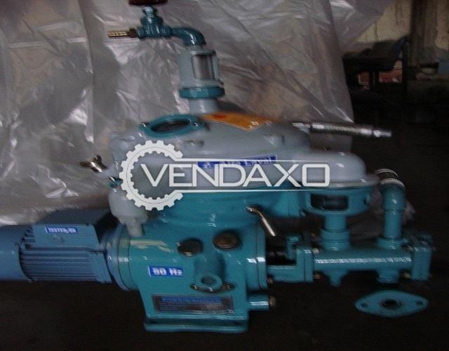Alfa laval maab 103 b 24 oil separator   1000 liter per hour 3