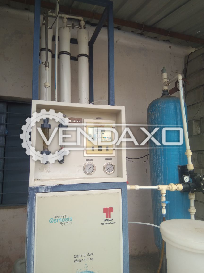 Available For Sale ALC Plant