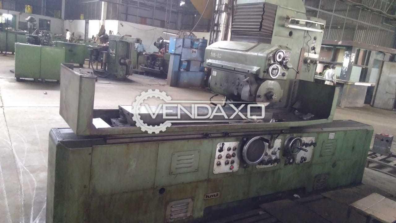 HMT SWF2 Surface Grinder Machine - 1500 x 250 mm