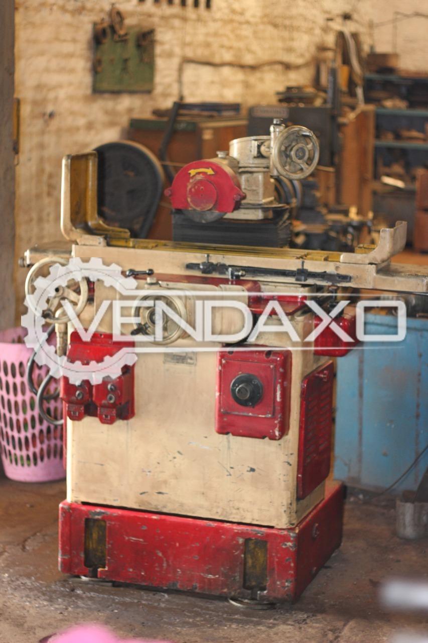 Hydraulic Surface Grinder Machine - 200 x 500 mm