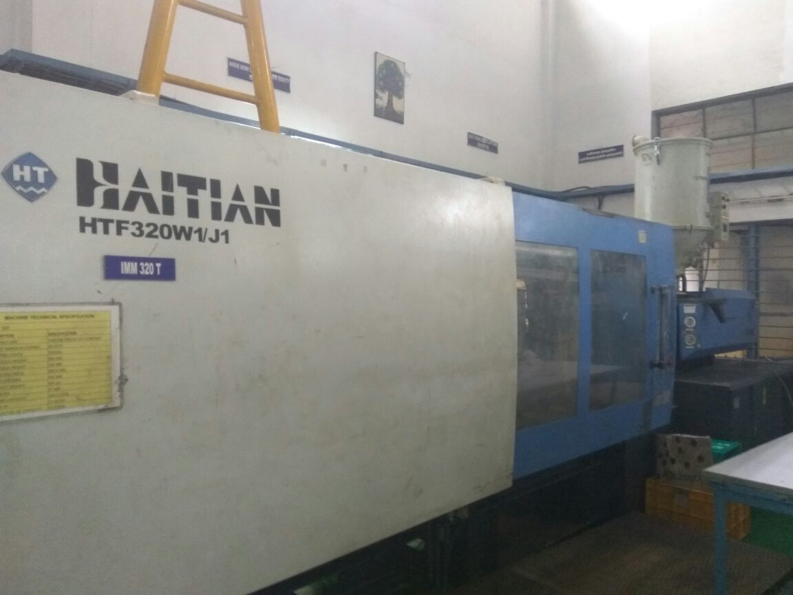 Haitian Injection Moulding Machine 320 ton