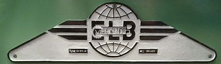 Elb SWB15VAI Surface Grinding Machine