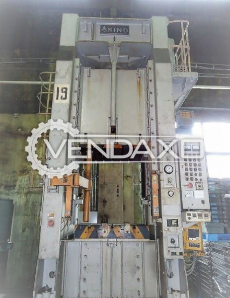 AMINO 8DP-150 Hydraulic Press - 150 Ton