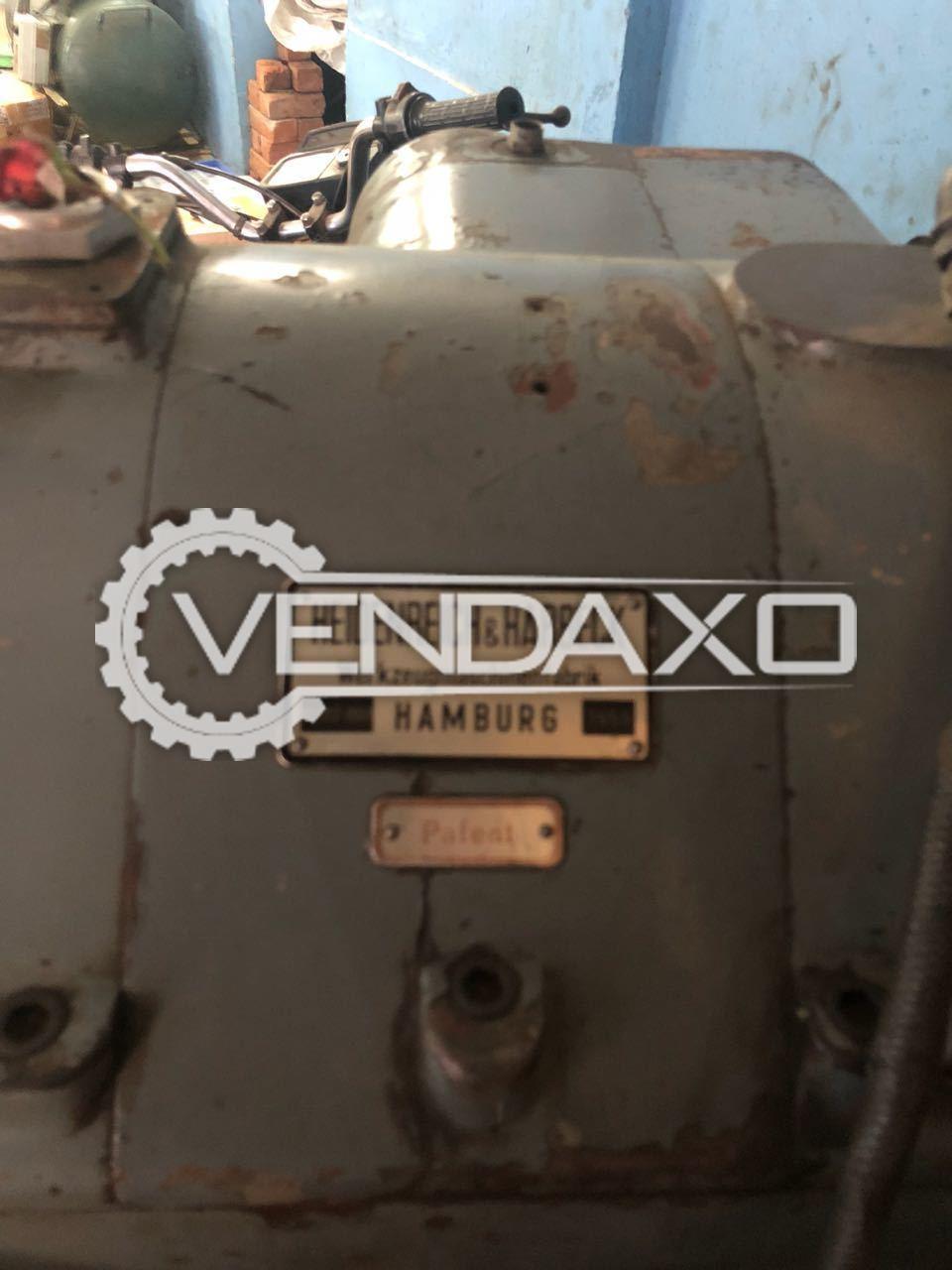 Heidenreich & Harbeck Bevel Gear Generator - 3 Module