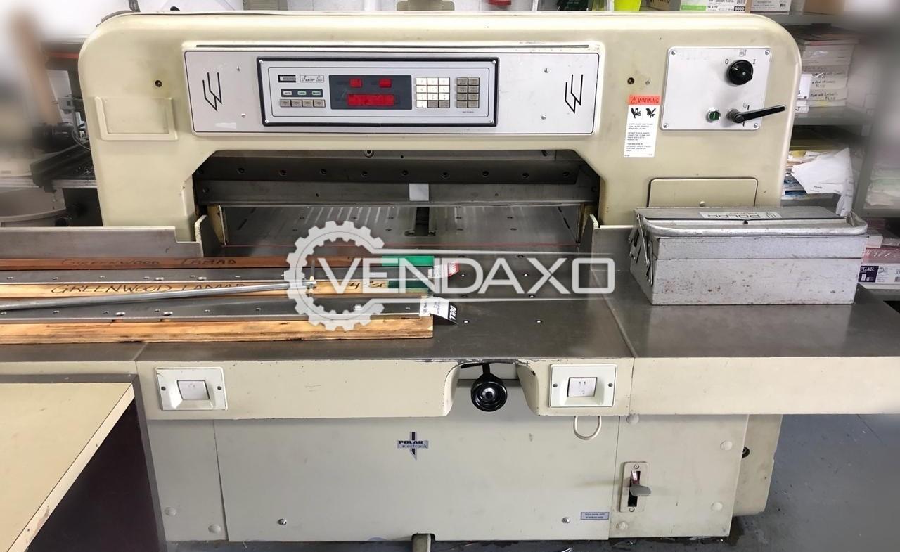 POLAR 92 Paper Cutting Machine - 36 Inch