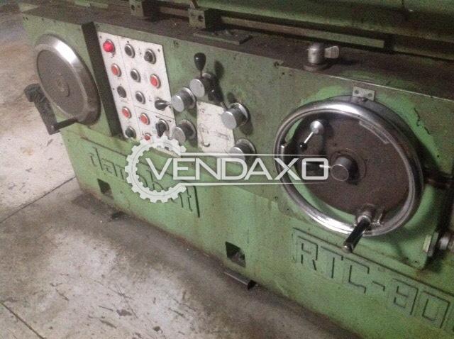 Danobat RC-800 Surface Grinding Machine