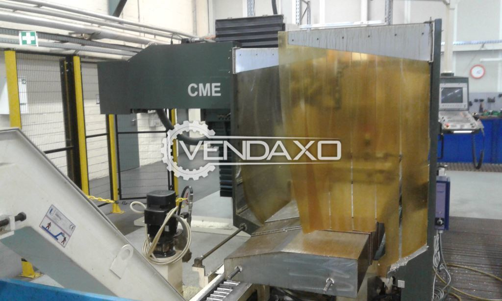 CME FS-2 CNC Milling Machine