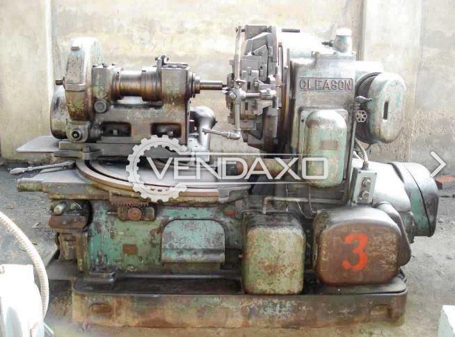 GLEASON 12 Bevel Gear Generator - Minimum 1 Module , Maximum 8 Module