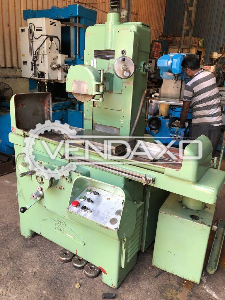 ELB Surface Grinder Machine - 250 mm x 400 mm