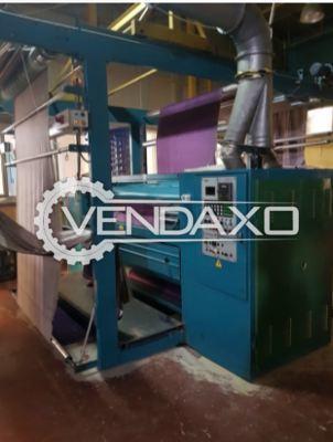 Lafer CM1-7 Roller Shearing Machine - Length - 2200 mm