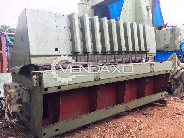 Wieger Shearing Machine - Length - 2500 mm , Thickness - 8 mm