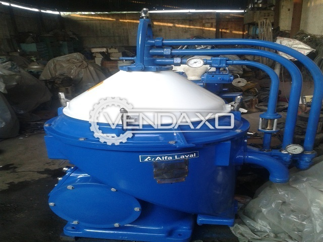 Used ALFA LAVAL FOPX-610 Oil Separator for Sale at Best