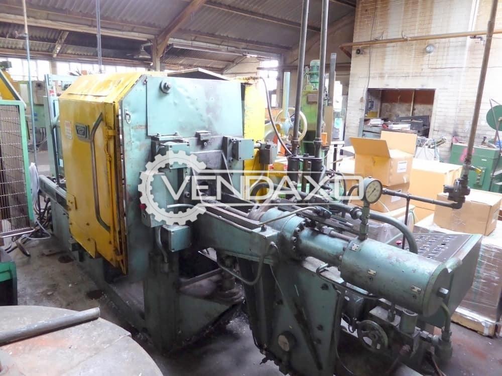 BSA Aluminium Cold Chamber Die Casting Machine -  80 Ton