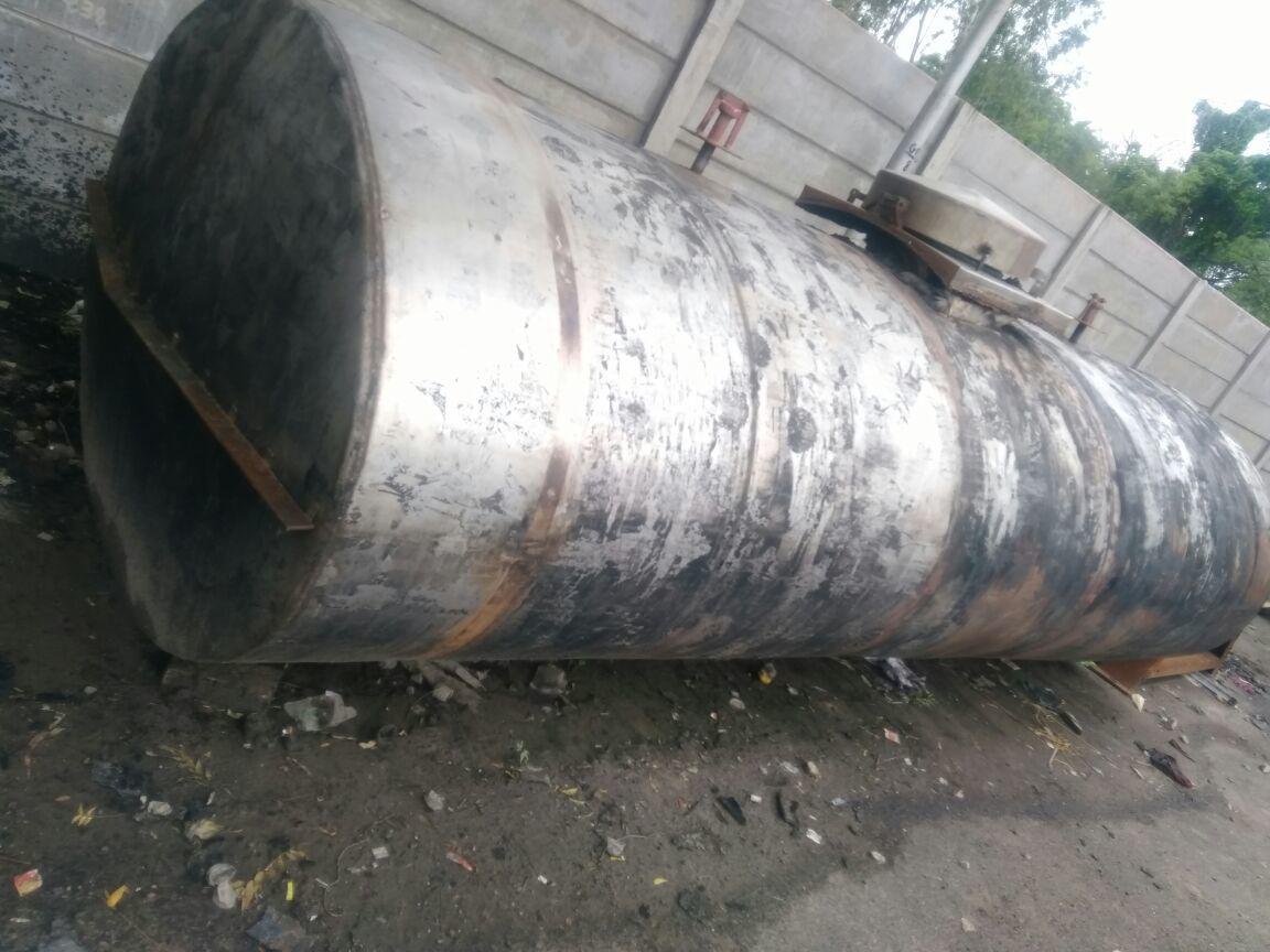 Storage Tank SS - 316 15000 Liter