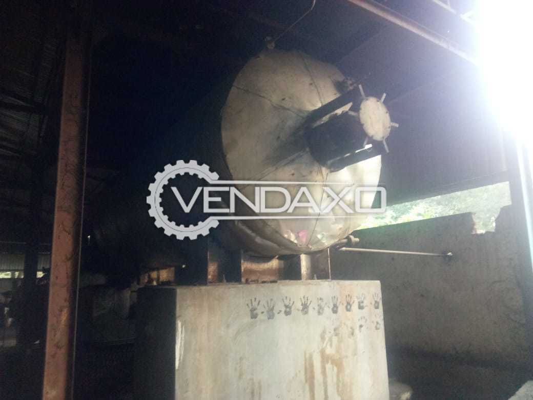 Available For Sale Autoclave Rubber Plant - Size - 4 Meter