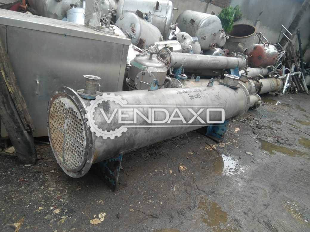 Available For Sale Heat Exchanger - 50 Meter Square