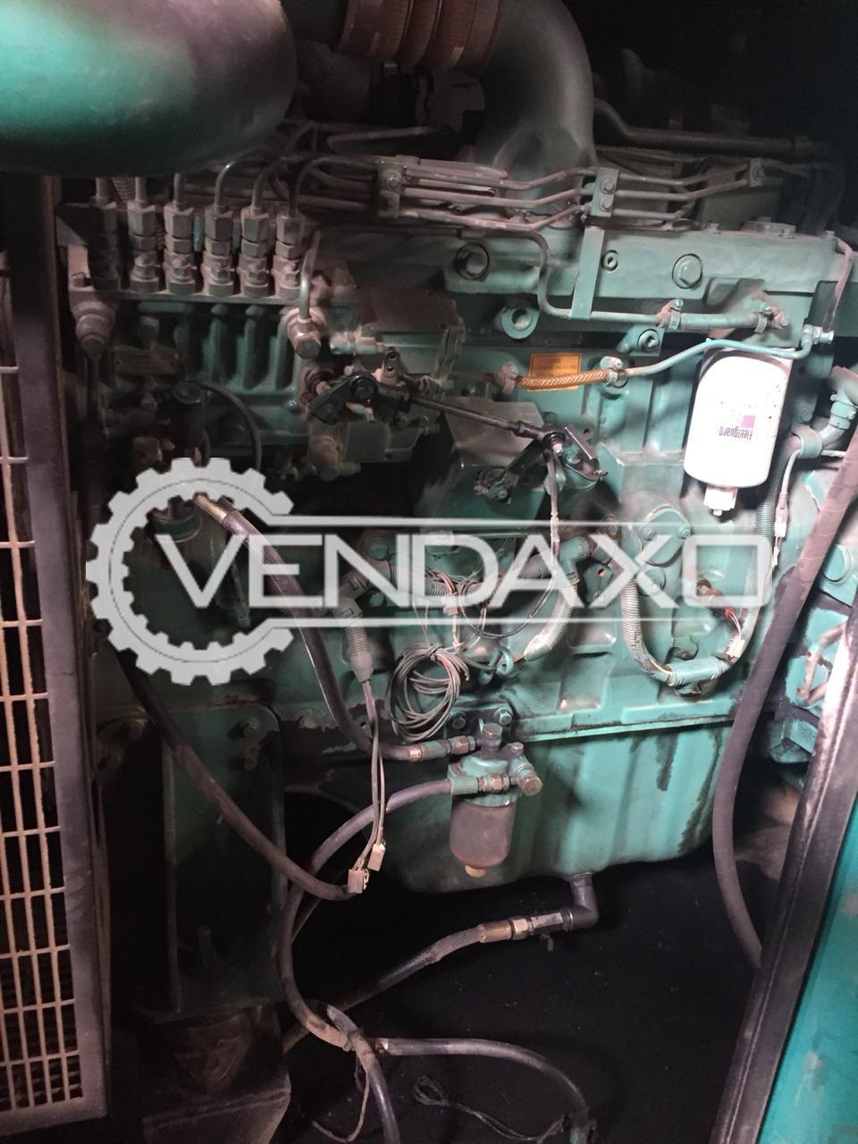 Cummins - Jackson Diesel Generator - 250 Kva , 2011 Model