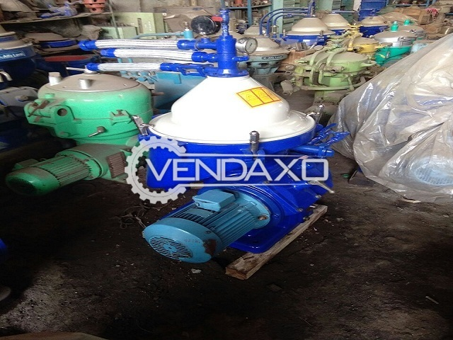 Alfa laval mopx 205 tgt 24 60  oil separator 2