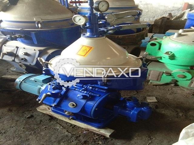Alfa laval mopx 205 tgt 24 60  oil separator 3