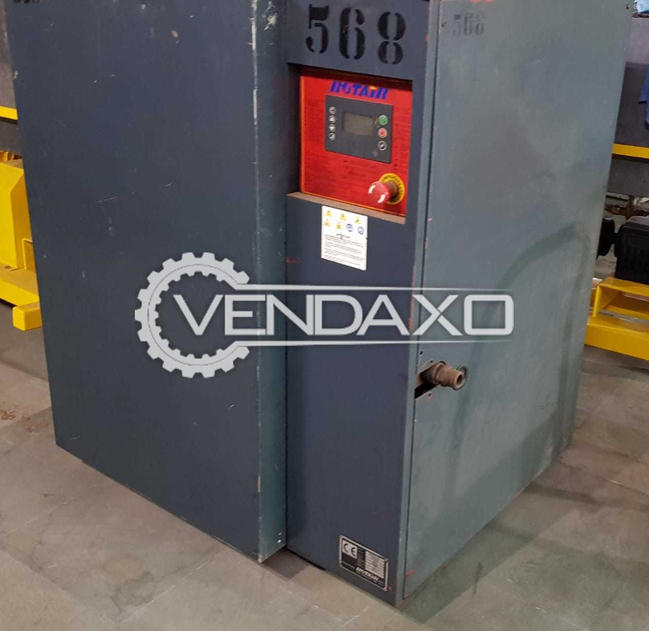ROTAIR RVK 30/10 Screw Air Compressor - 22 KW , 30 HP