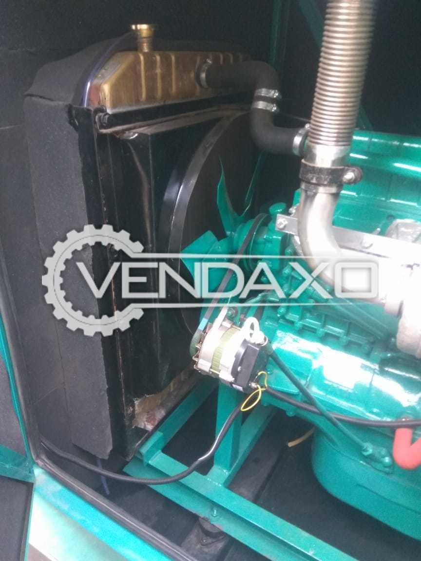 Cummins Diesel Generator - 62.5 Kva