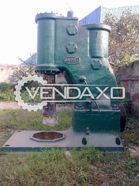 Massey Open Die Pneumatic Hammer - 750 Kg