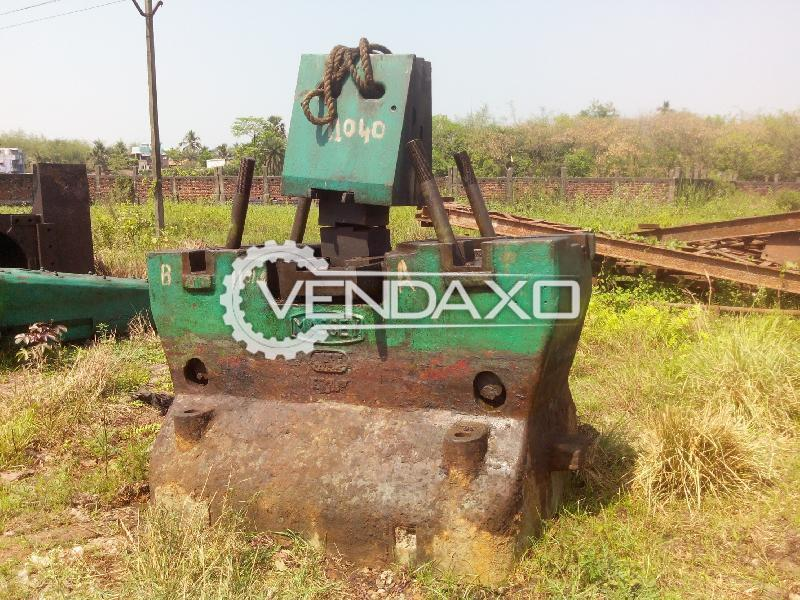 Massey Closed Die Forging Hammer - 1000 KG