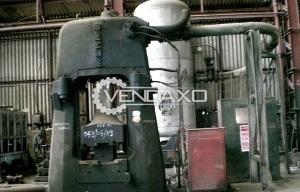 BECHE 4KGL Closed Die Pneumatic Forging Hammer - 4 Ton