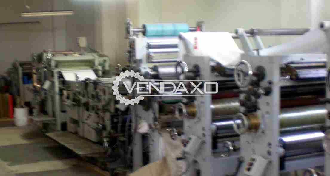 Gobel Printing Rolling Press Machine With Coating or Laminating