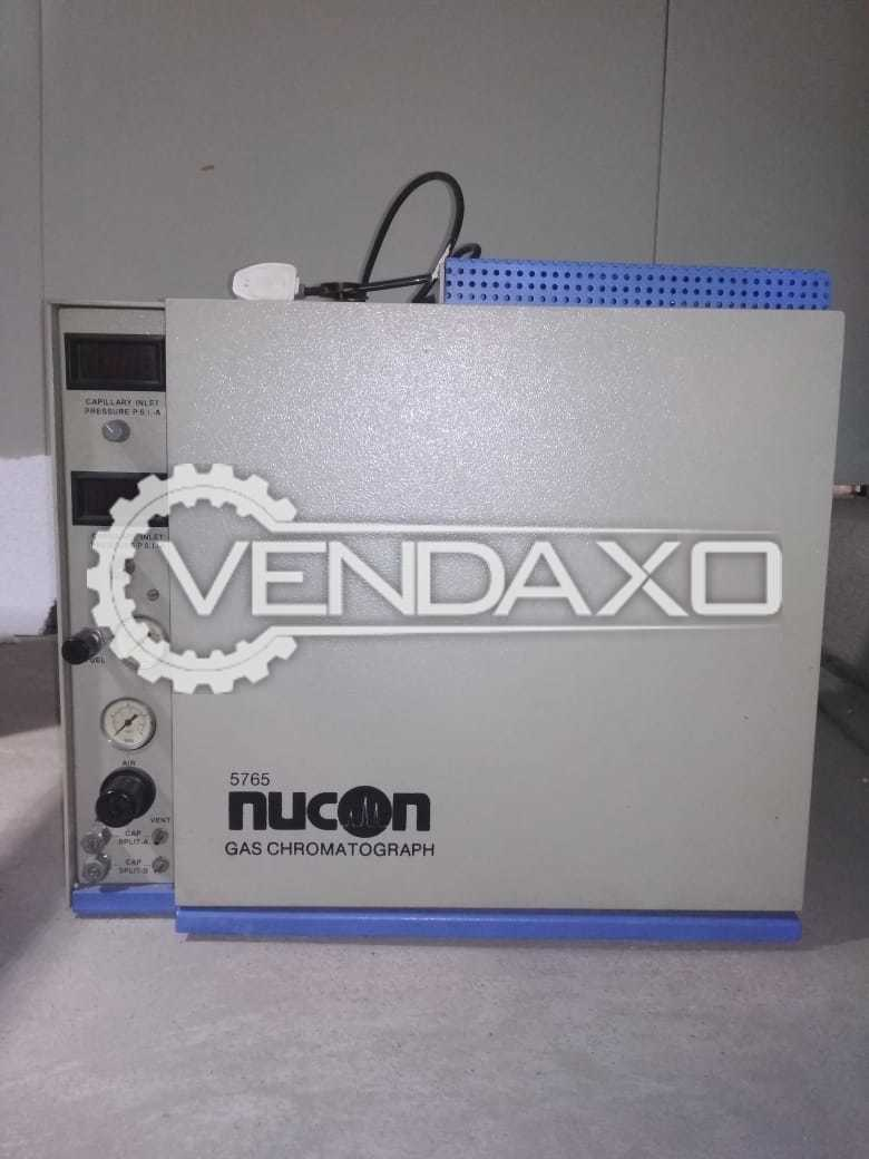 Available For Sale NUCON 5765 Gas Chromatography