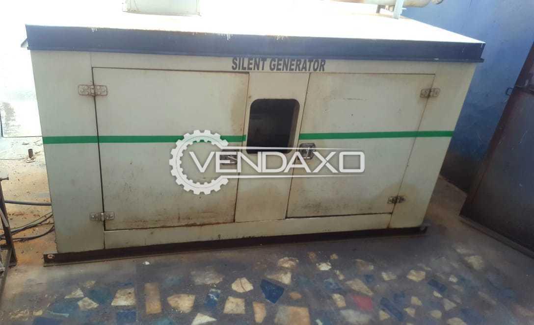 Available For Sale Kirloskar Diesel Generator - 55 Kva