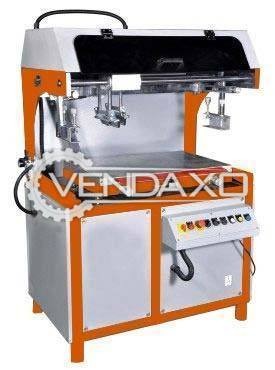 P3 Screen Printing Machine - Bed Size - 20 x 30 Inch