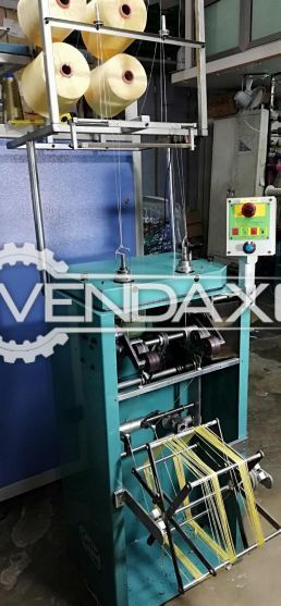 COLLI S-300 Trimming Machine - 2 to 4 Needle