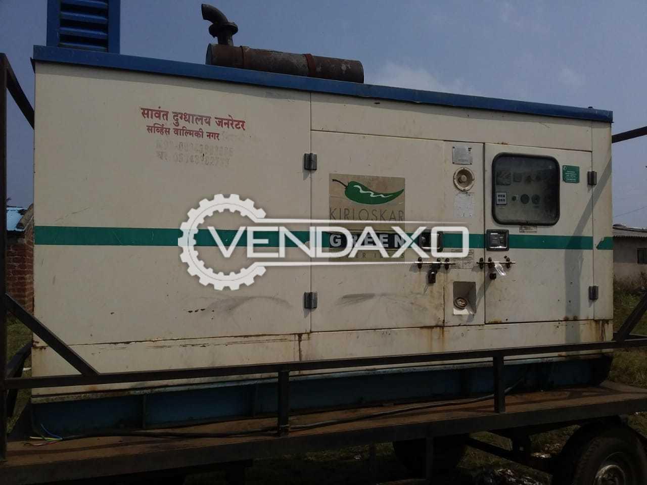 Kirloskar Diesel Generator - 65 Kva
