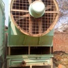 Thumb cooling tower